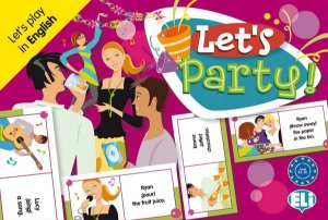 Let's party - Let's play in English