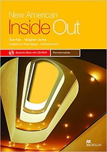 NEW AMERICAN INSIDE OUT PRE-INTERMEDIATE - STUDENT S BOOK WITH CD-ROM