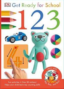 GET READY FOR SCHOOL - 1, 2, 3