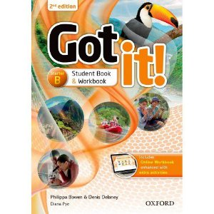 GOT IT! STARTER B - STUDENT  PACK WITH MULTIROM  - 2ª EDIÇÃO