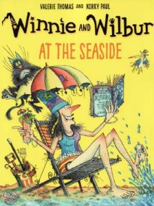 WINNIE  WILBUR AT THE SEASIDE