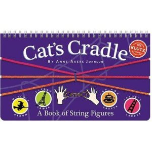 CAT'S CRADDLE A BOOK OF STRING FIGURES