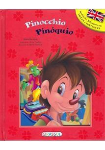 PINOCCHIO- PINOQUIO BILINGUE