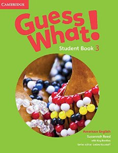 KIT GUESS WHAT! 3- TREE HOUSE ENGLISH SCHOOL