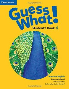 KIT GUESS WHAT! 4- TREE HOUSE ENGLISH SCHOOL