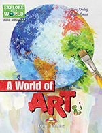 A WORLD OF ART- CLIL CREADER WITH DIGITAL PLATFORM APP