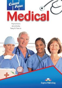 CAREER  PATHS MEDICAL- STUDENT'S BOOK WITH  DIGIBOOK APP