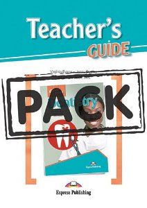 CAREER  PATHS DENTISTRY- TEACHER'S PACK WITH T'S GUIDE AND DIGIBOOK APP