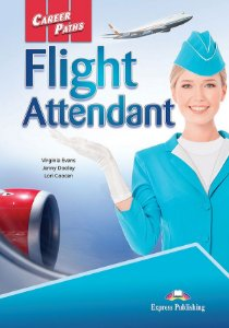 CAREER  PATHS FLIGHT ATTENDANT- STUDENT'S BOOK WITH  DIGIBOOK APP