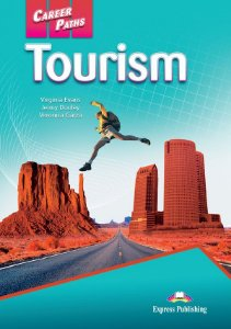 CAREER  PATHS TOURISM- STUDENT'S BOOK WITH  DIGIBOOK APP