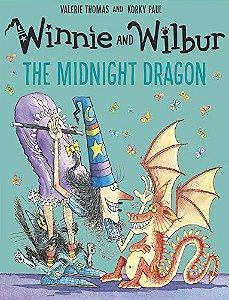 WINNIE  AND WILBUR THE MIDNIGHT DRAGON