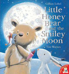 LITTLE HONEY BEAR AND SMILEY MOON