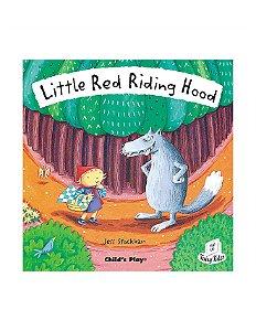 LITTLE RED RIDING HOOD FLIP UP