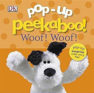 POP UP PEEKABOO WOOF WOOF