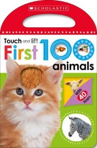 FIRST 100 ANIMALS- TOUCH AND LIFT