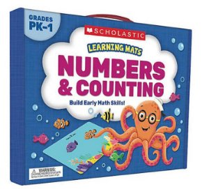 LEARNING MATS: NUMBERS & COUNTING
