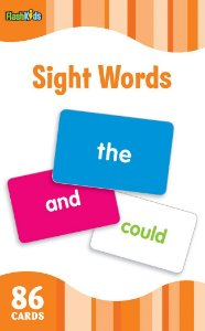 SIGHT WORDS - FLASH KIDS FLASH CARDS