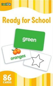 READY FOR SCHOOL - FLASH KIDS FLASH CARD