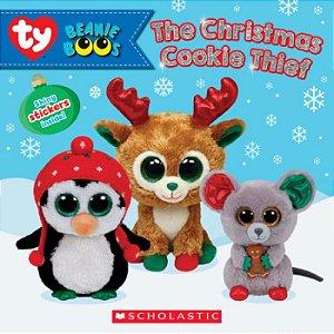 THE CHRISTMAS COOKIE THIEF- BEANIE BOOS- SCHOLASTIC