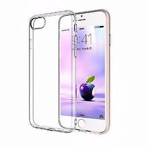 Capinhas para iphone 7 PLUS  de silicone gel top premium  transparente protetora
