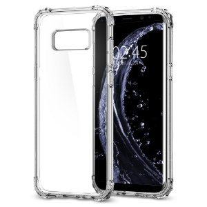 Capinhas Galaxy S8 PLUS Samsung anti impacto com bordas translucida tpu silicone gel