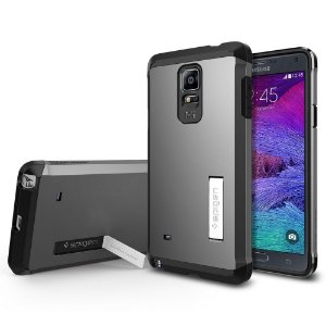 Capa Samsung Galaxy Note 4 Tough Armor
