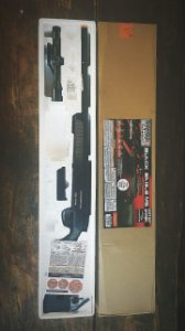 Rifle Airsoft Sniper Swiss Arms M6