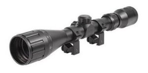 Luneta Rifle Score 3-9x40EG