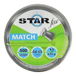 Chumbinho Star Fire Match 4.5mm