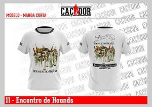 Camiseta Encontro de Hounds