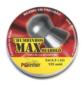 Chumbinho Pointer Max Diabolô