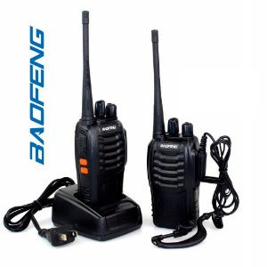 Rádio Walk Talk BAOFENG BF-777s