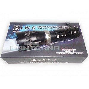 Lanterna de Mergulho LED Recarregável