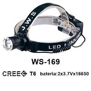 Lanterna de Cabeça de LED