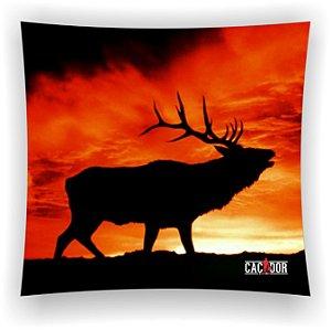 Capa para almofadas red deer