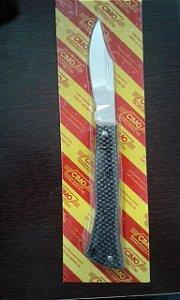 Canivete Cimo Inox cabo TEX/CARBON