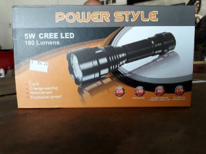 Lanterna Verde POWER STYLE