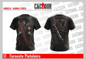 Camiseta Faroeste