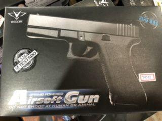 Airsoft Gun Spring Powered 6mm