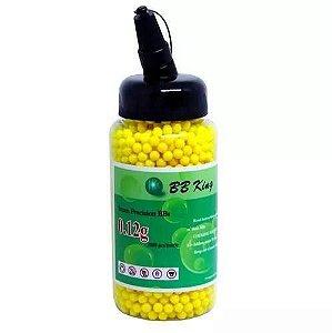Bolinhas 6 MM para Airsoft 0,12g Rossi