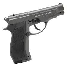 PISTOLA DE PRESSÃO A GÁS CO2 W301 FULL METAL 4.5MM - WINGUN