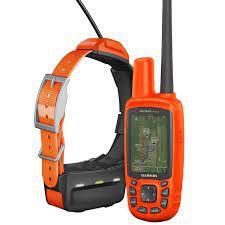Localizador GPS Garmin Astro 430 + Coleira T5 010-01635-00 com Mapa Base - Laranja / Preto
