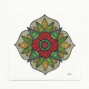 Mandala Suculenta #2 - Original