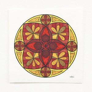 Mandala Brick - Original