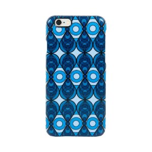 Case Iphone Azulejo Azul