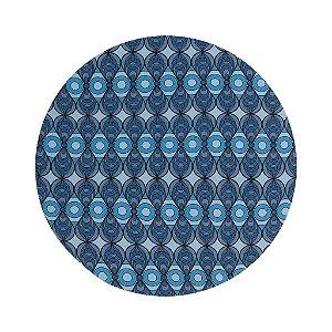 Sousplat Azulejo Azul