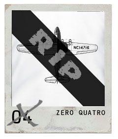 Camiseta 04 (zero quatro)