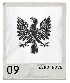 Camiseta Feminina 09 (zero nove)