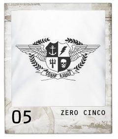 Camiseta 05 (zero cinco)