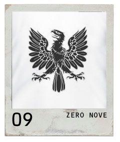 Camiseta 09 (zero nove)